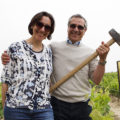 Sergio De Luca ed Elisa Pierato