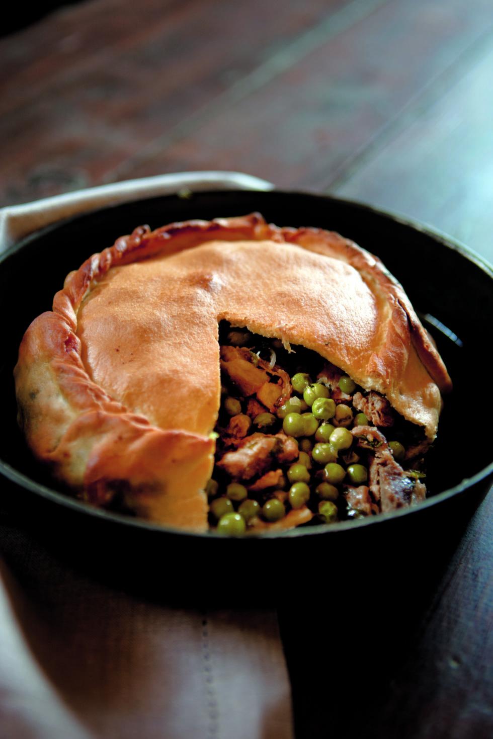 Pasticcio d'Agnello (Lamb Pie)